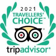 Also in 2017 we received the Excellence Award by TripAdvisor !